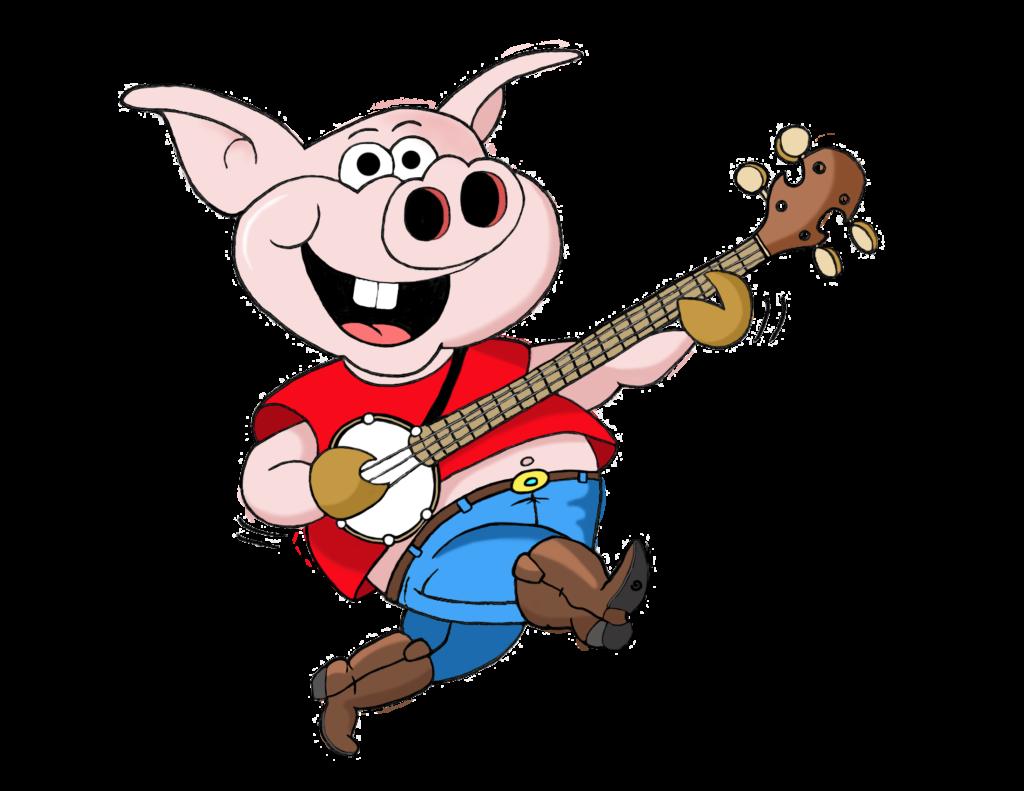Pig Cartoon RS