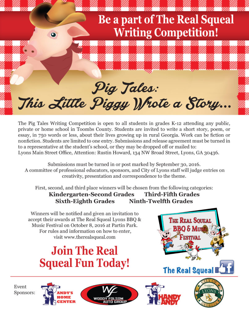 Pig Tales Advertisement
